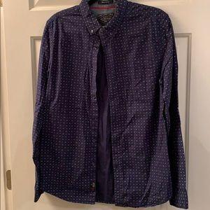 Cactus New York Button Down Dress Shirt